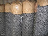 Сетка рабица 1м ячейка 55*55  рулон 10 метров