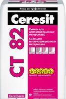 Клей Ceresit ст 82 для утеплителя и армирующей сетки 25кг