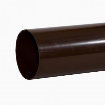 Труба водосточная 3м., 90 мм., Bryza черный;белый;коричневый;графит;красный