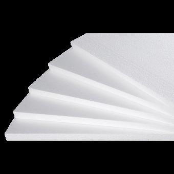 Пенопласт 20 пл., 30 мм, 1000*0,500 шт