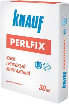 Клей гипсовый монтажный Knayf Perlfix 30 кг