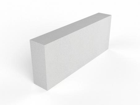 Блок перегородочный 625*250*100 КСИ под клей