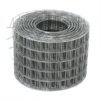 Сетка сварная в рулонах, размером 0,25х25м 50*60*d1.6 (ЁЖ)