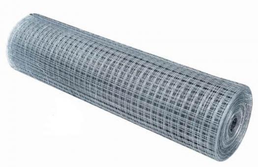 Сетка сварная 50*50*1,4диаметр  высота 1м рулон 25м