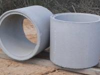 Кольцо доборное  ЖБИ 1м высота 0,5диаметр