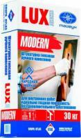 Штукатурка гипсовая LUX Modern 30кг ручного нанесения