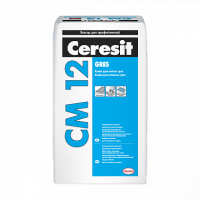 """Ceresit СМ 12 Клей для плитки """"Грес"""" 25кг"""