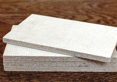 Стекломагнезитовый лист 2044*1022*10мм влагостойкий негорючий
