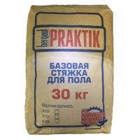 Базовая стяжка для пола Praktik М150 30кг