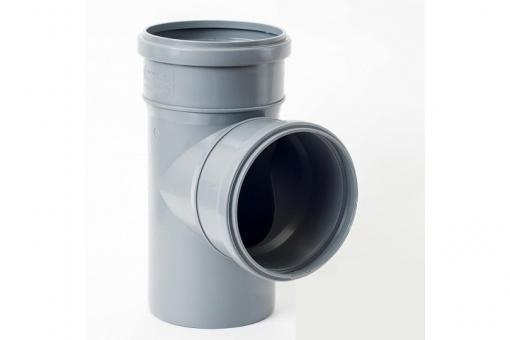 Тройник 50*50/87,5 для канализации внутренний