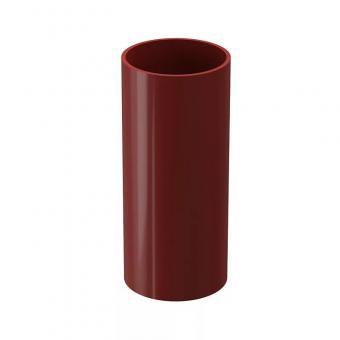 """Труба водосточная коричневая 3м """"Docke""""  шт"""